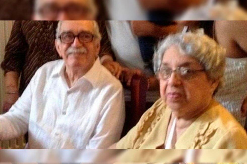 Gabriel García Márquez y Margarita García Márquez