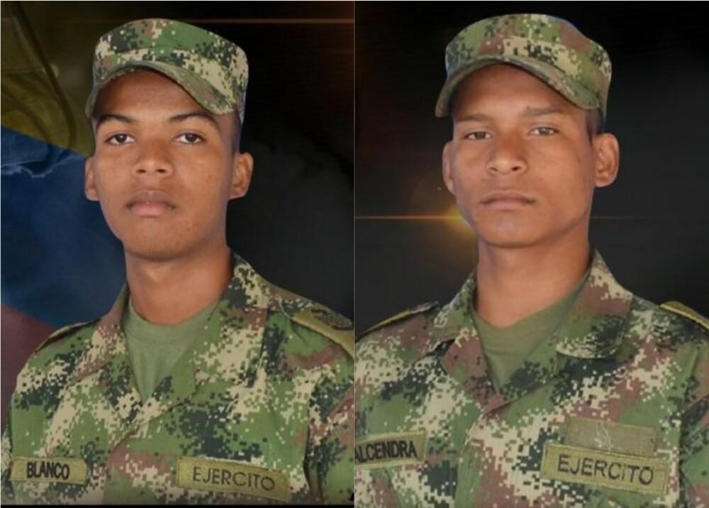 366643_Soldados asesinados en Saravena // Foto: Ejército