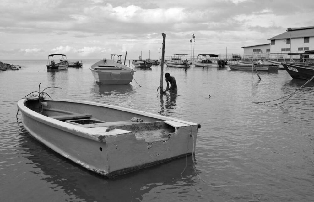 Puerto en Trinidad y Tobago