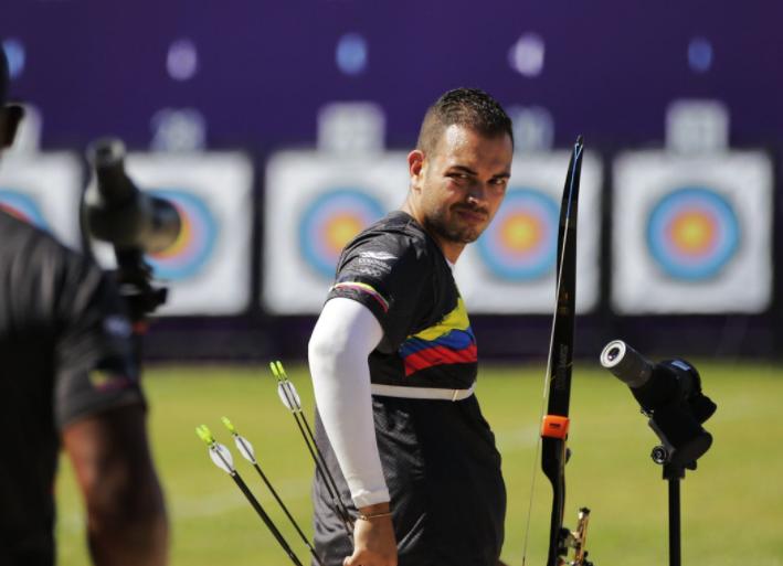 Daniel Pineda fue eliminado de los Juegos Olímpicos de Tokio 2020.