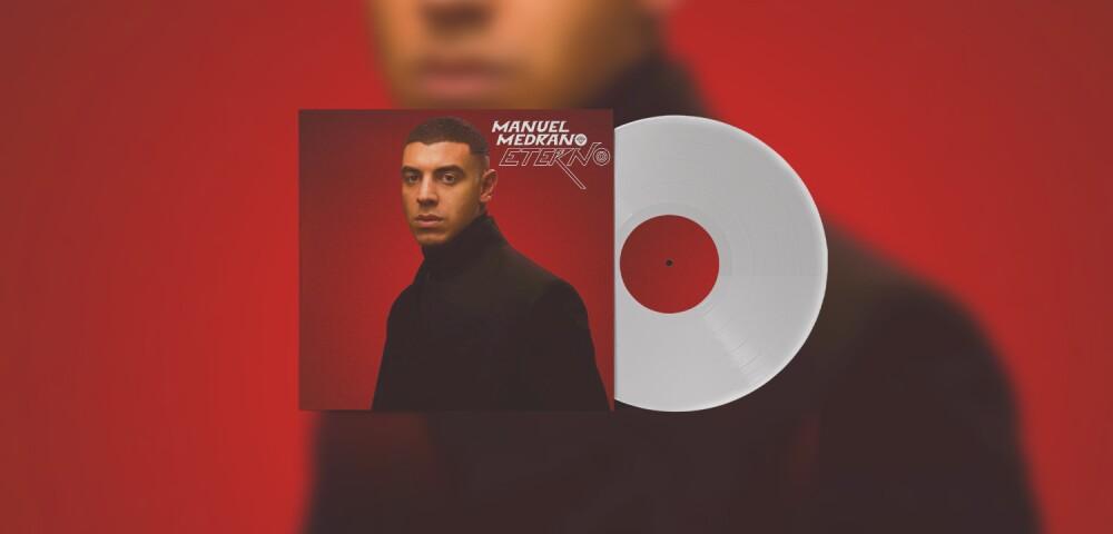 Manuel Medrano Eterno Álbum