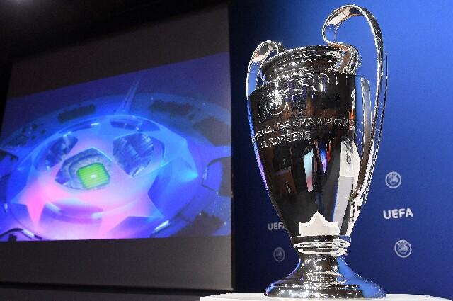 Sorteo de la Uefa Champions League 2021/22