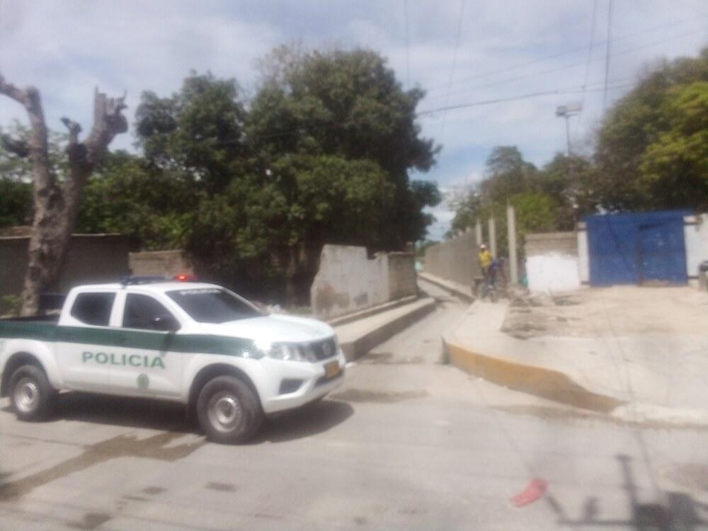 Casa alcalde Malambo