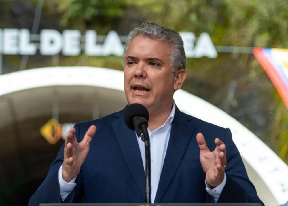 376763_Iván Duque // Foto: Presidencia