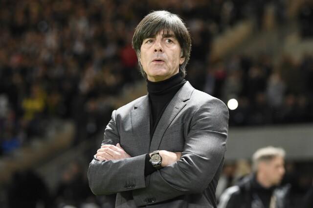 Joachim Löw, técnico Selección de Alemania