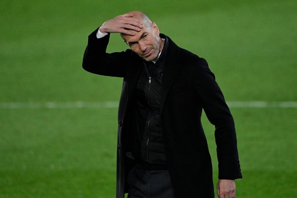 Zinedine Zidane Real Madrid 010321 AFP E.jpg