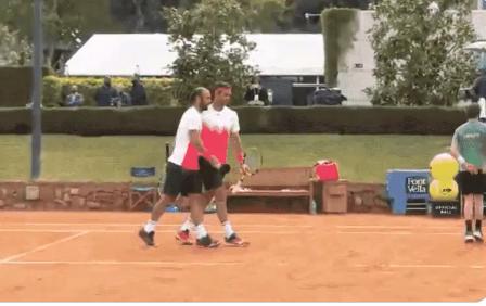 Juan Sebastian Cabal y Robert Farah jugarán la semifinal del ATP 500 de Barcelona.