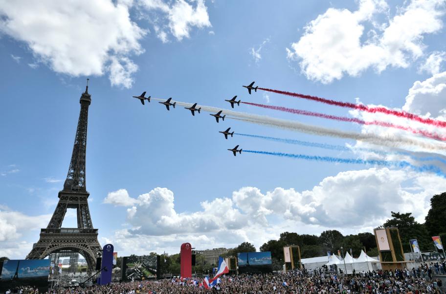 París será la sede de los Juegos Olímpicos de 2024.