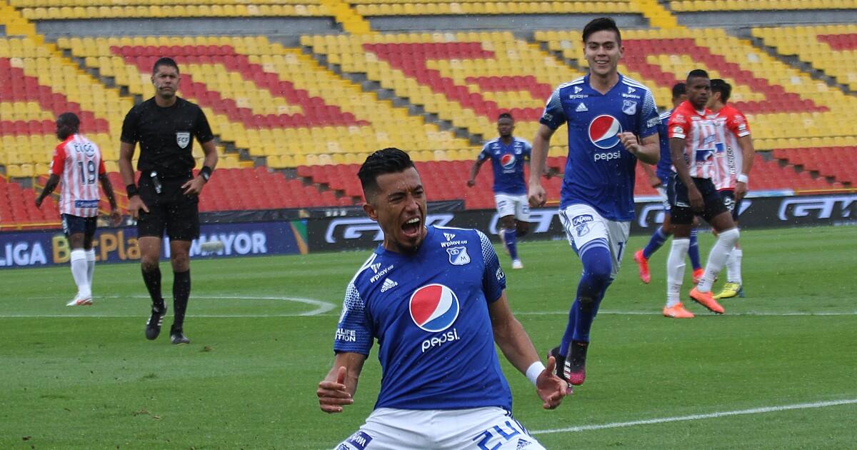 Millonarios vs Junior EN VIVO: alineaciones, mejores jugadas y estadísticas de los jugadores