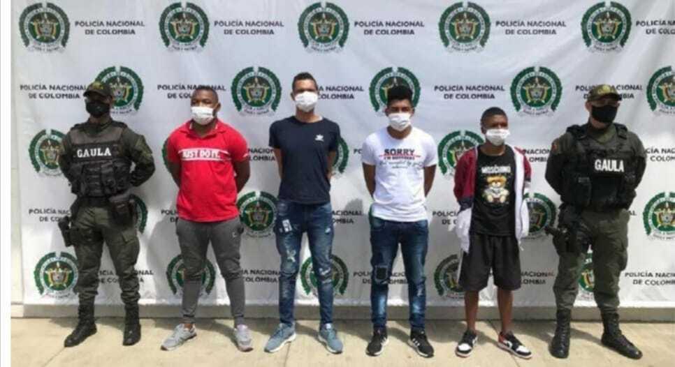 los chene capturados por secuestro de funcionario de emcali.jpeg