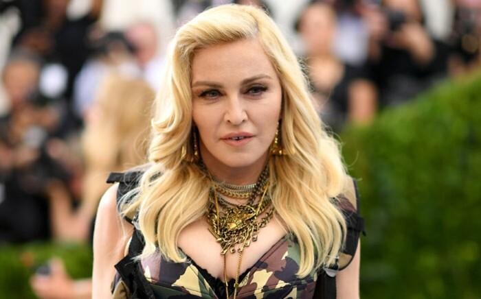 Hincha del Deportivo Cali se llevó todas las miradas en el cumpleaños de Madonna