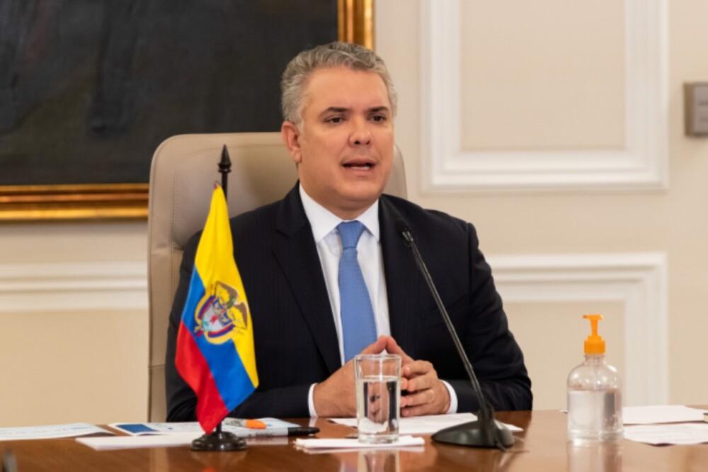 369879_Iván Duque // Foto: Presidencia