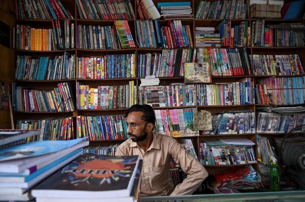 Libros en Pakistán
