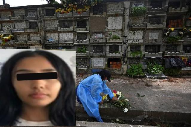 Mujer citó a su novio en el cementerio y lo asesinó