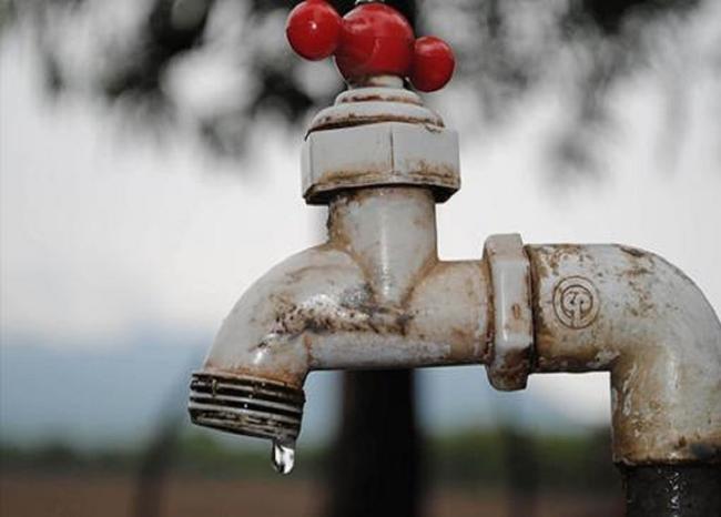 Referencia del grifo del agua