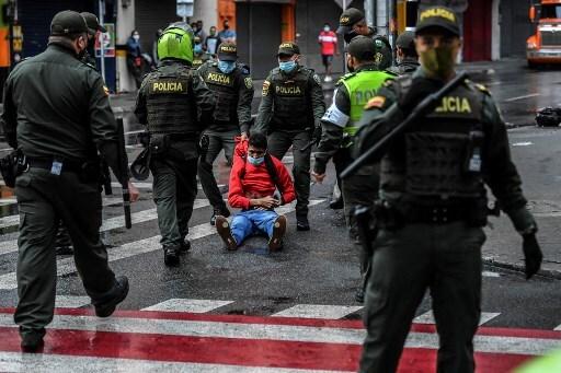 Abusos de la la fuerza pública