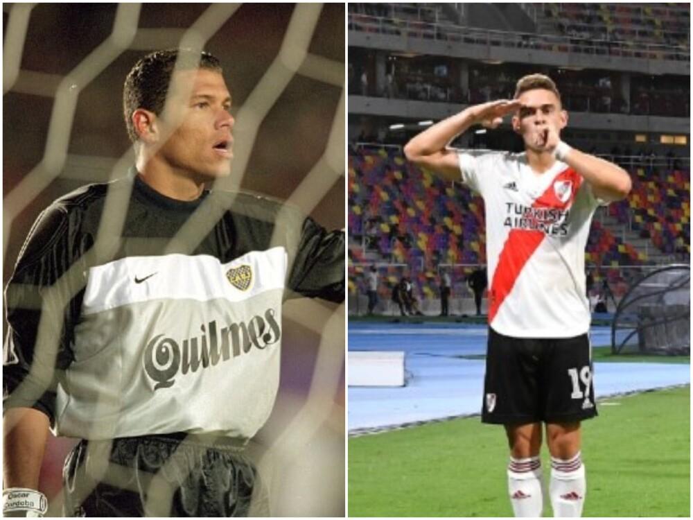 Óscar Córdoba y Rafael San