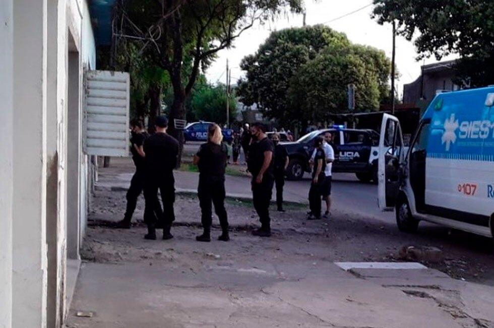 Bebe asesinado en Rosario, Argentina