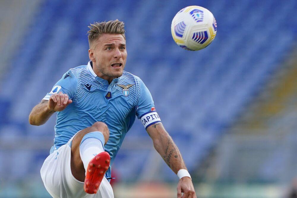 SS Lazio v FC Internazionale - Serie A