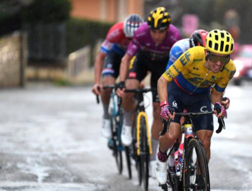 Sergio Higuita correrá la Vuelta al País Vasco.