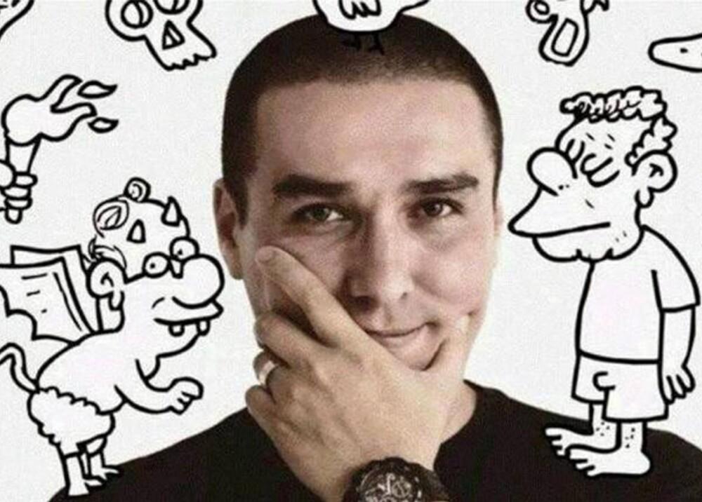 311726_Caricaturista 'Matador' - Foto: Facebook