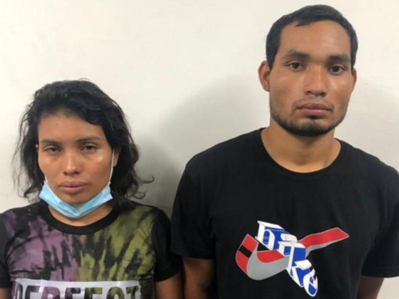 hermanos acusados de abusar a una menor en Medellín.