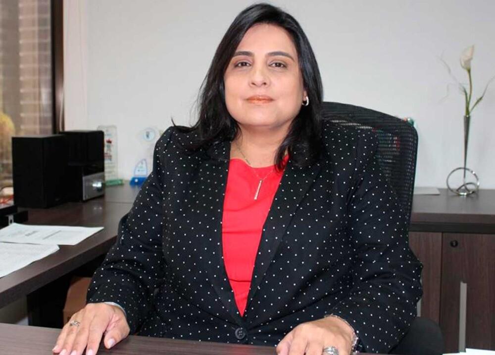 Paola Meneses / Foto: Presidencia