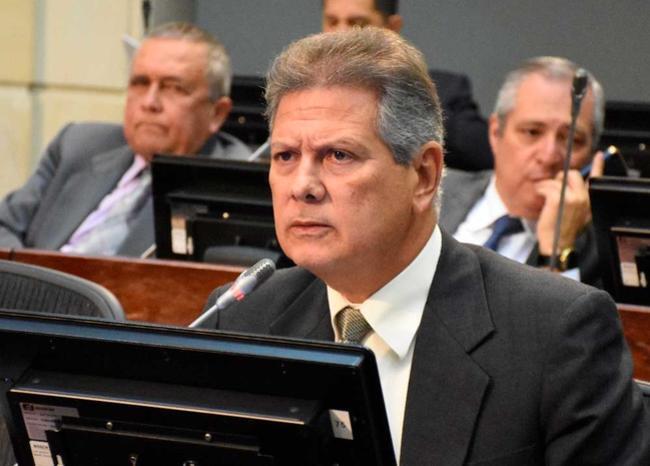 344218_BLU Radio// Antonio Guerra. Foto: Senado