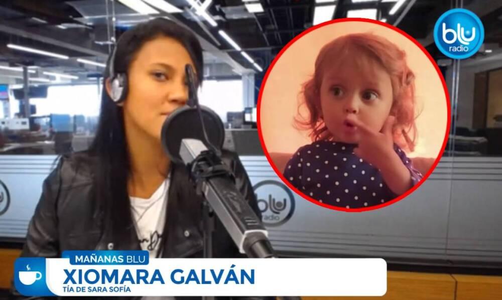 Caso Sara Sofía Galván Cuesta