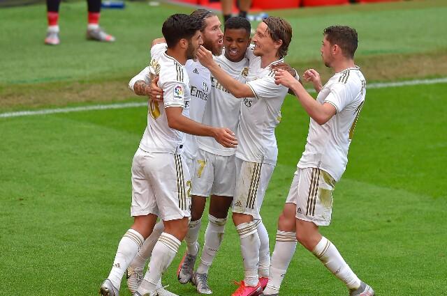 Real Madrid - Foto: AFP