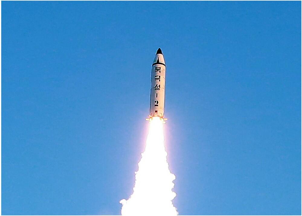 278314_BLU Radio. Misil de Corea del Norte / Foto referencia: AFP