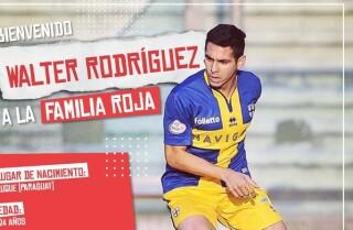 Walter Rodríguez DIM