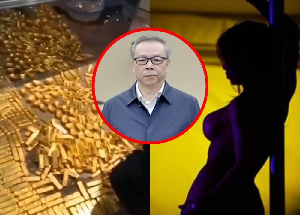 Lai Xiaomin, condenado a muerte por corrupción y bigamia en China Fotos  AFP, captura video CCTV.jpeg