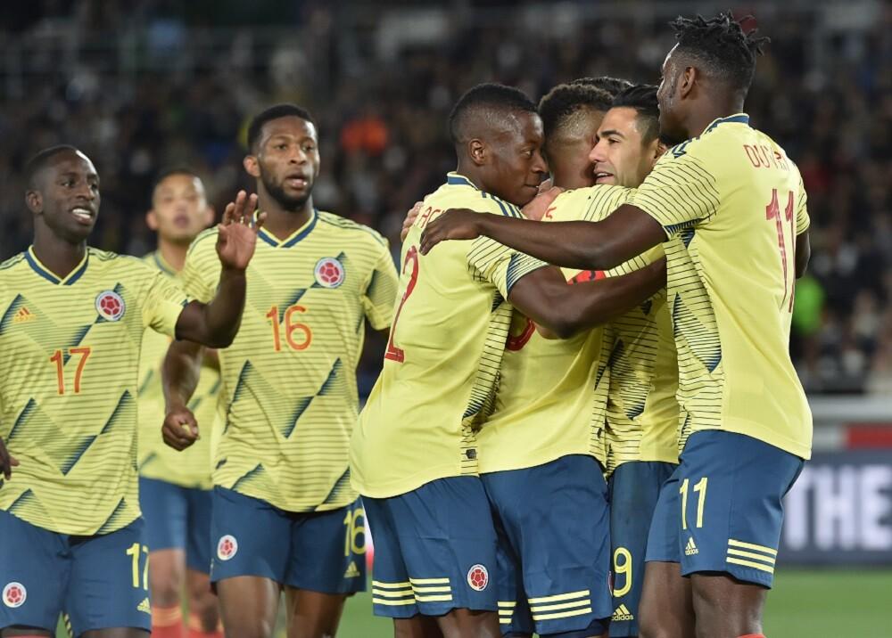 330745_BLU Radio. Selección Colombia / Foto: AFP