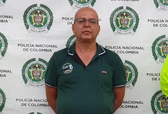 Ismael Darío Lopera, alias 'Manolo'