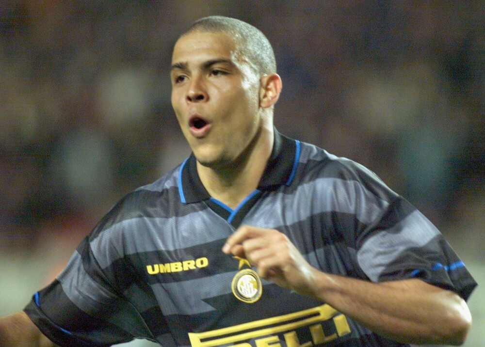 Ronaldo Nazario Inter Foto AFP
