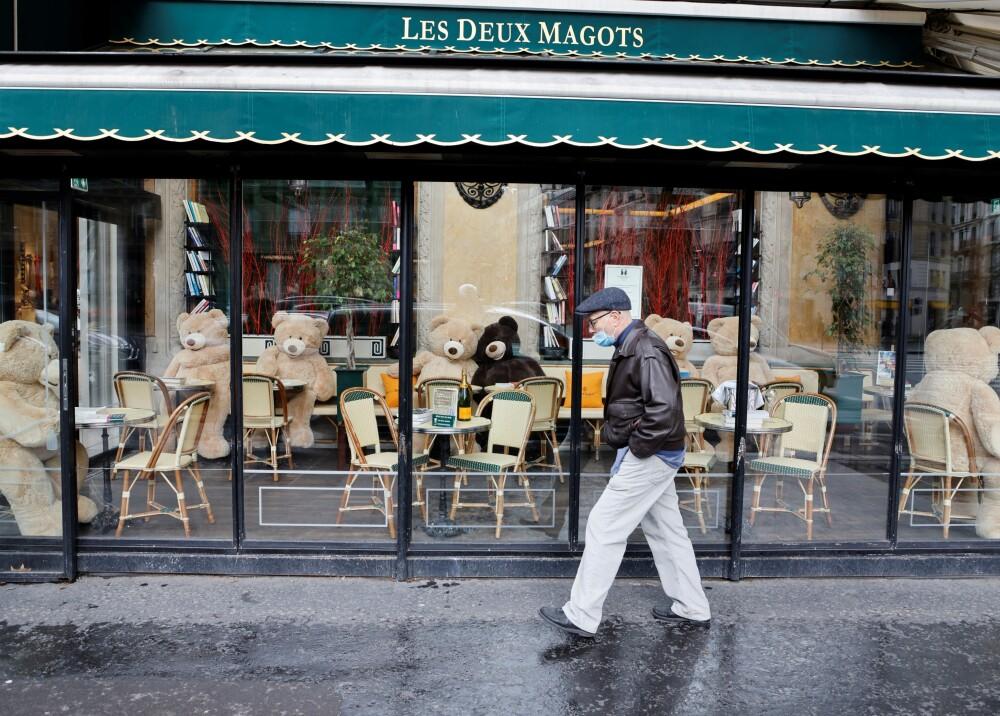 París confinamiento AFP.jpg