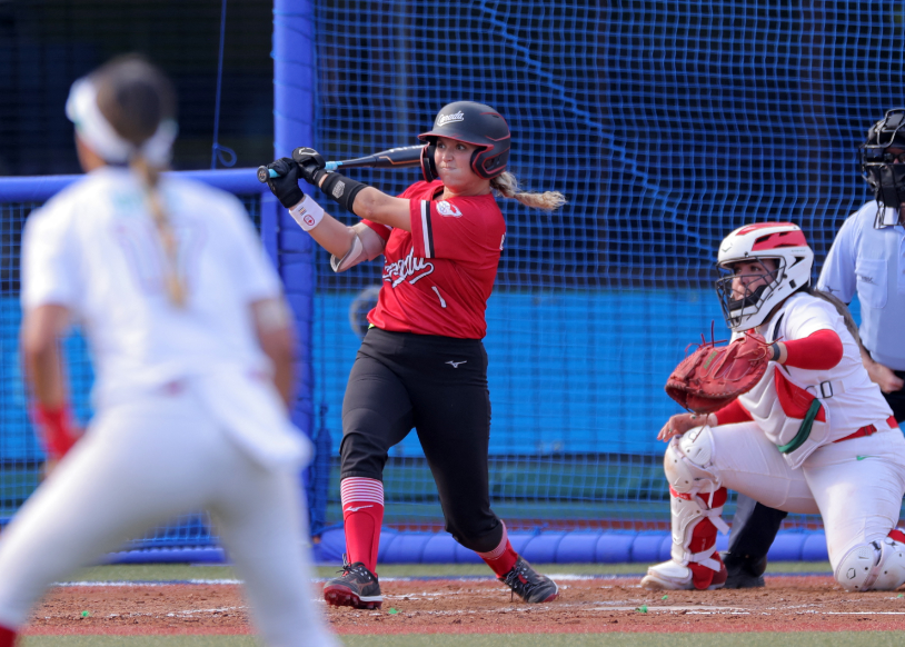 Los Juegos Olímpicos de Tokio 2020 empezaron con competencias de sóftbol y fútbol femenino.