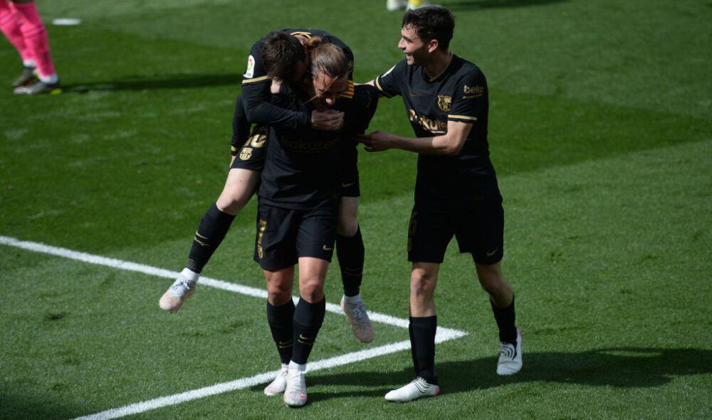 Villarreal CF v FC Barcelona