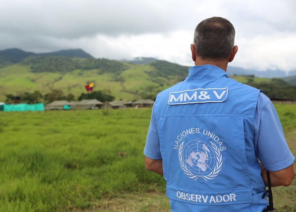 276180_BLU Radio, ONU en zonas veredales / Foto: referencia AFP