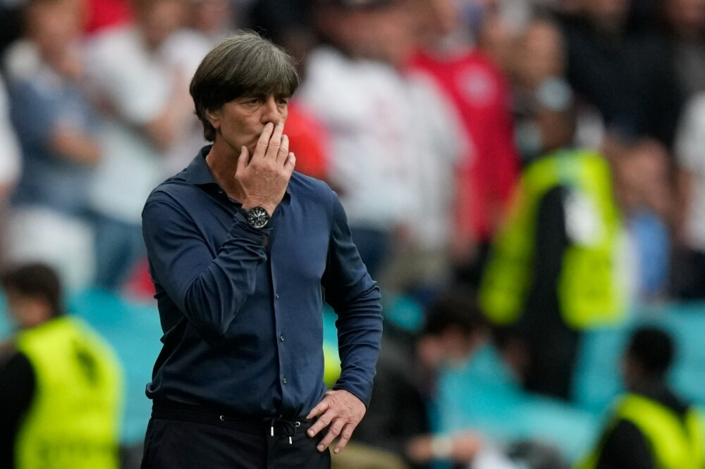 Joachim Löw, entrenador de la Selección de Alemania AFP.