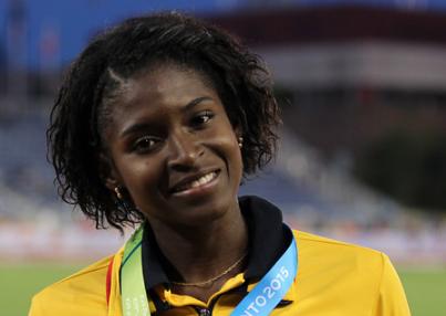 Yosiry Urrutia representará a Colombia en los Juegos Olímpicos de Tokio 2020.