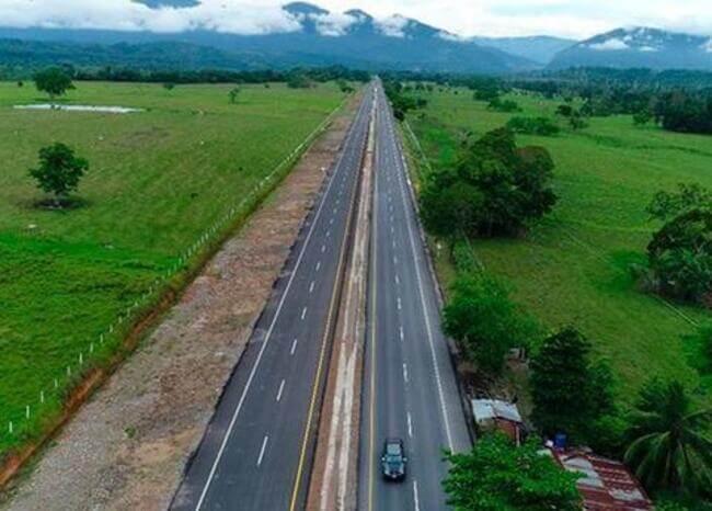 carreteras del país