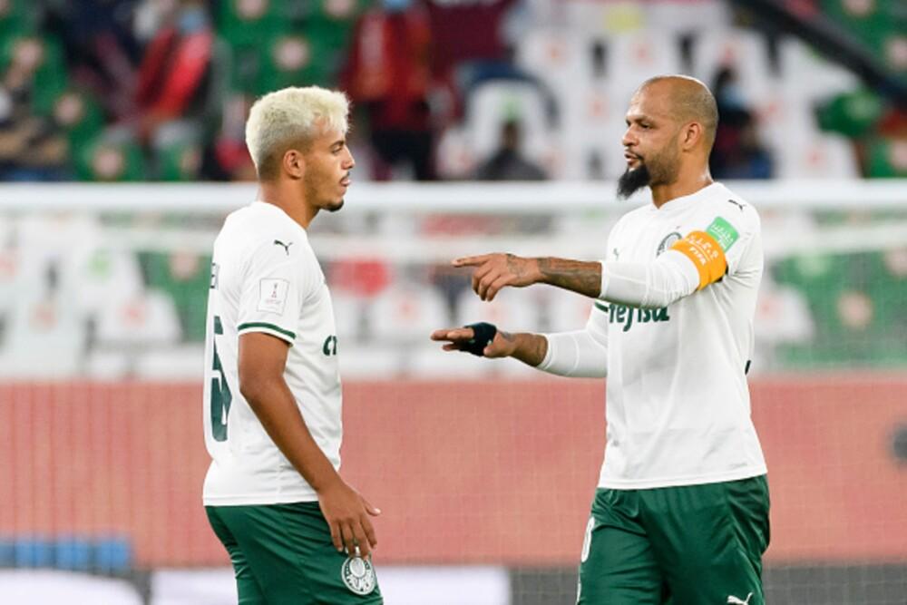 Palmeiras Felipe Melo 110221 Getty Images E.jpg