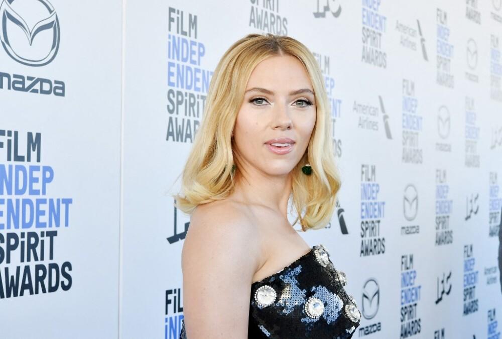 Scarlett Johansson, ¿nuevamente embarazada?