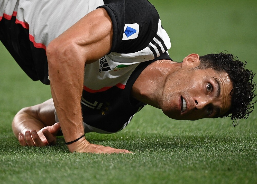 372657_Cristiano Ronaldo. Foto: AFP