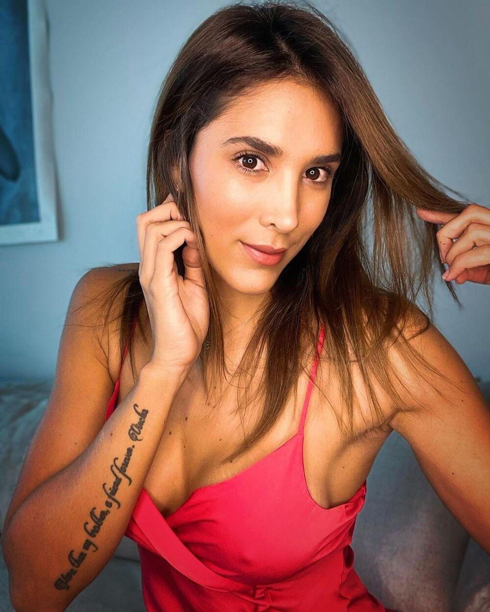 Daniela Ospina, empresaria colombiana. jpg