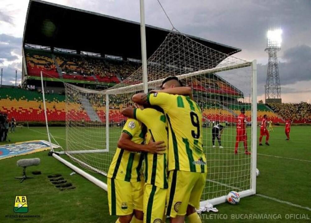 352444_BLU Radio. Atlético Bucaramanga / Foto:Suministrada