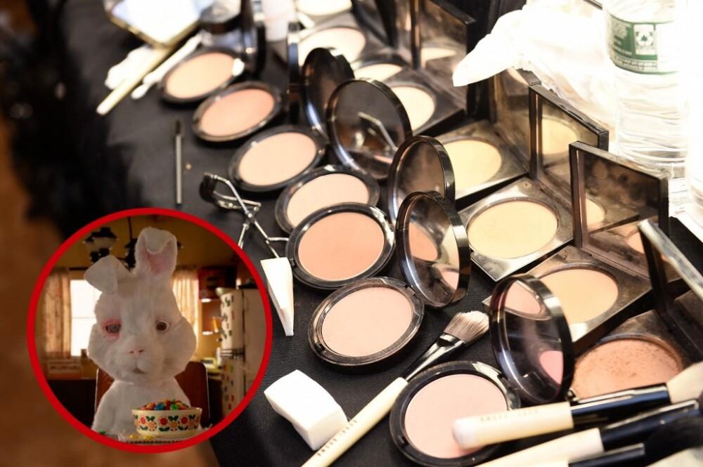 Rechazo de pruebas cosméticas en animales