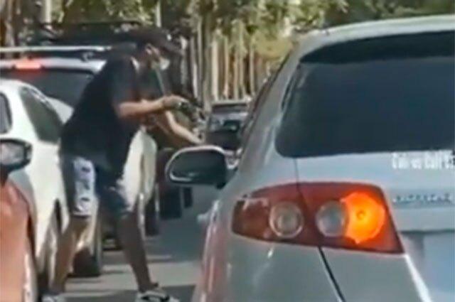 Videos de robos en Cali
